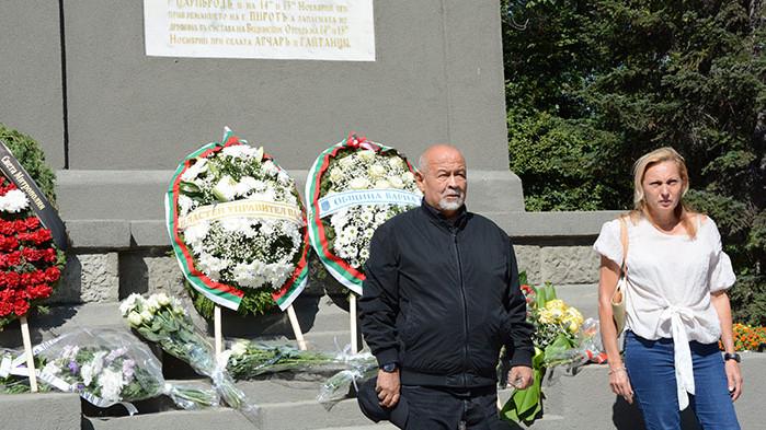 СДС-Варна отбеляза 136-тата годишнина на Съединението