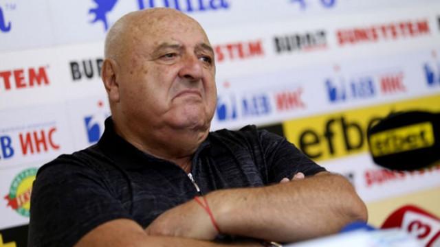 Венци Стефанов: Божинов помоли да тренира с нас