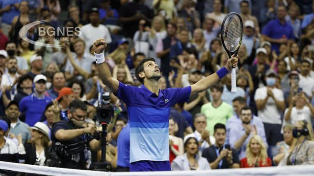 Джокович се справи с американец и очаква Беретини в 1/4 финалите