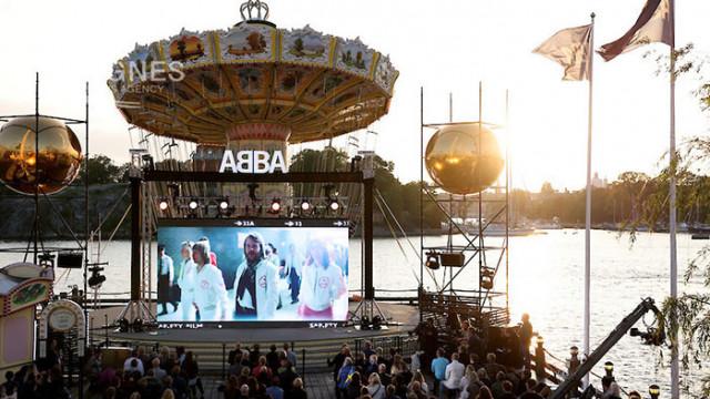 Новият албум на ABBA счупи рекордите по онлайн поръчки