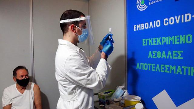 Гърция започва да поставя трета игла от 14 септември