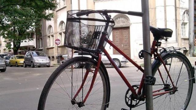 Полицията задържа варненка, откраднала велосипед