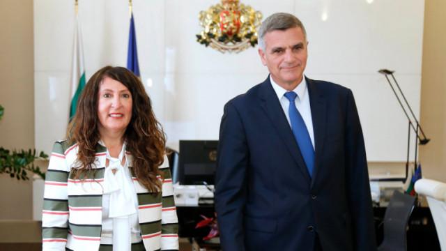 Премиерът и Херо Мустафа обсъдиха стратегическото партньорство на България и САЩ