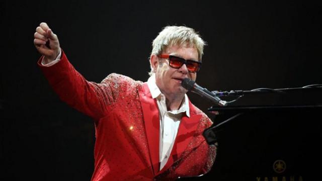 Елтън Джон се включва в концертите за планетата от Париж