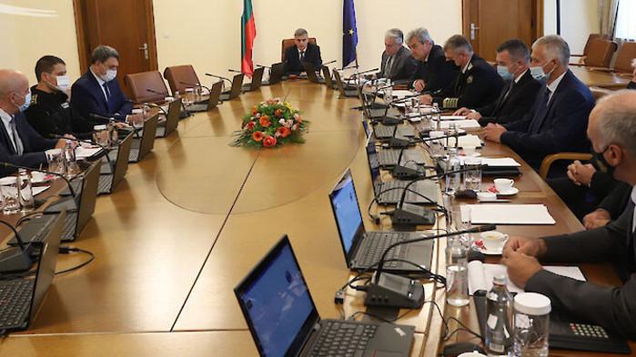 При криза Съветът по сигурността ще играе ролята на ситуационен център