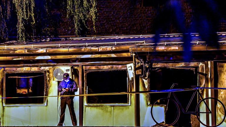 Няма данни за пострадали български граждани при пожара в Тетово