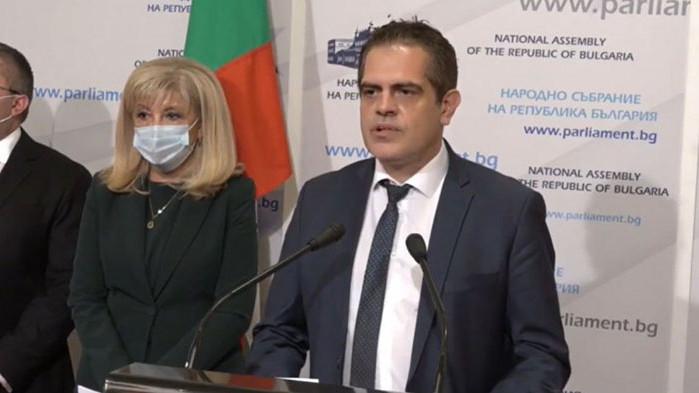 ГЕРБ след обвиненията на Комитова и Петков: МРРБ се управлява от министърка, която хал хабер си няма