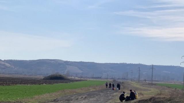 Предотвратени са блзио 300 опита за нелегално преминаване на границата ни