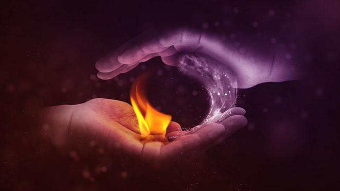 Молитви в ритъма на различните природни стихии