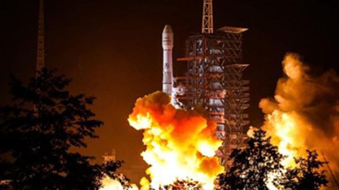 Китай изстреля сателит за предавания с 4К и 8К резолюция