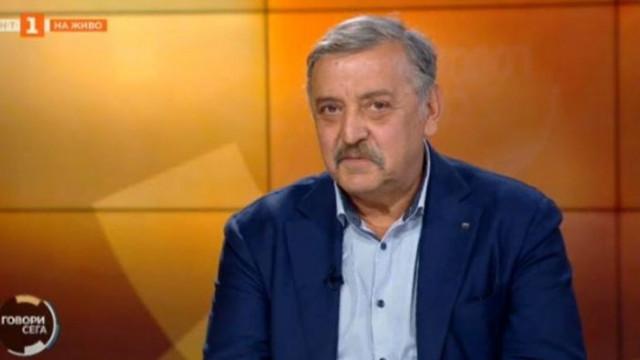 Проф. Кантарджиев отклонил покани за политическа кариера, но би подкрепил Балтов за президент