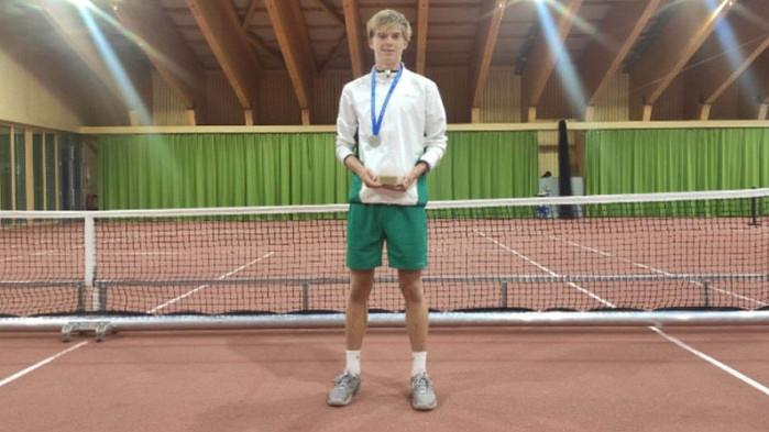 Нестеров загуби на финала на двойки на US Open при юношите