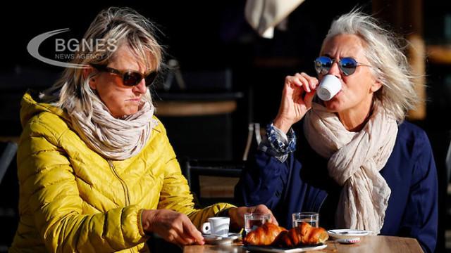 Най-подходящото време от деня за пиене на кафе