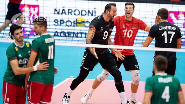 България отпадна на 1/8-финалите на Евроволей