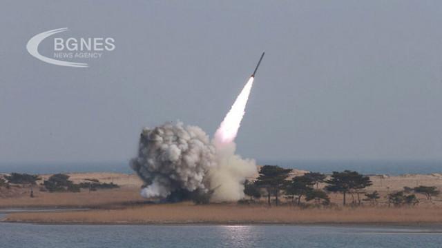 Пентагонът: Ракетната програма на Пхенян е заплаха за съседите