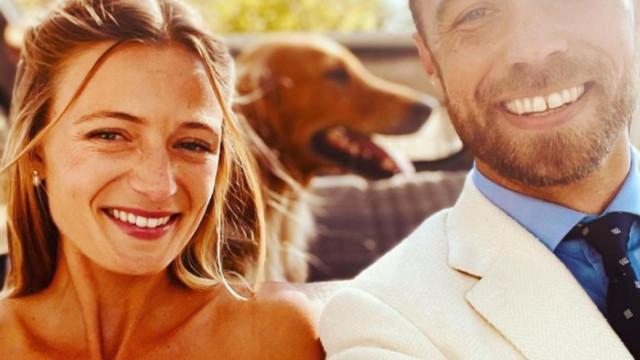 Братът на Кейт Мидълтън се ожени