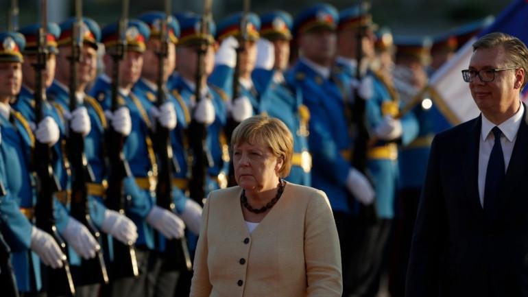 Сърбия, както и други държави от Западните Балкани, все още