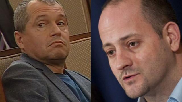 Тошко Йорданов към Кънев: Боклук!
