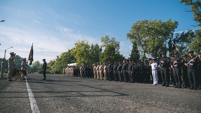Военни моряци от дивизиона патрулни кораби положиха клетва