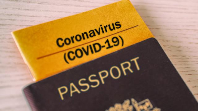 Украйна въвежда ваксинационни паспорти