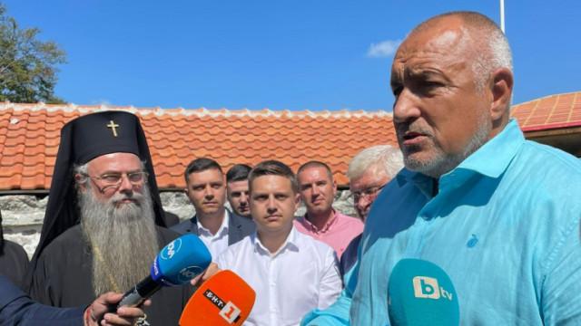 Борисов: Радев превърна България в царство на хаоса