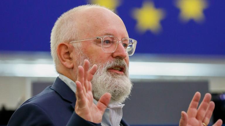 Рекордните цени на електроенергията ще ускорят зеления преход в ЕС
