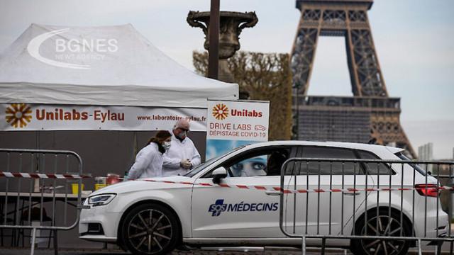 Задължителна ваксинация за френските здравни работници от днес