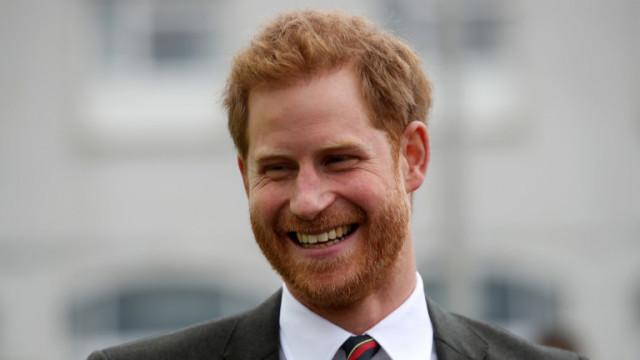 Принц Хари на 37