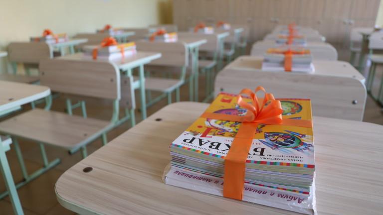11 286 ученици посрещат първия учебен ден напълно ваксинирани