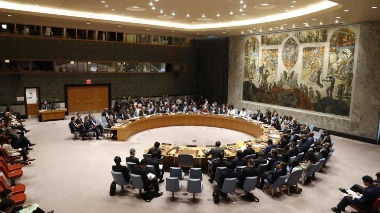 Русия блокира в ООН резолюция за Либия заради текст за извеждане на чуждите войски