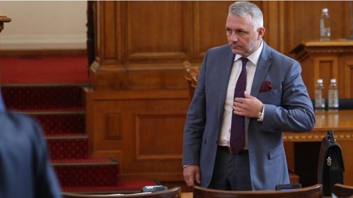 Хаджигенов: Не сме разговаряли за издигането на собствена кандидатура за президент