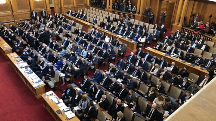 Президентът Румен Радев е подписал указа, с който разпуска 46-ото