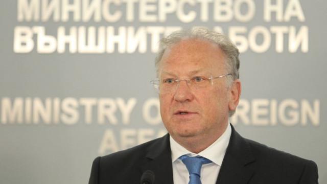 Светлан Стоев обсъди с министъра на външните работи на Израел