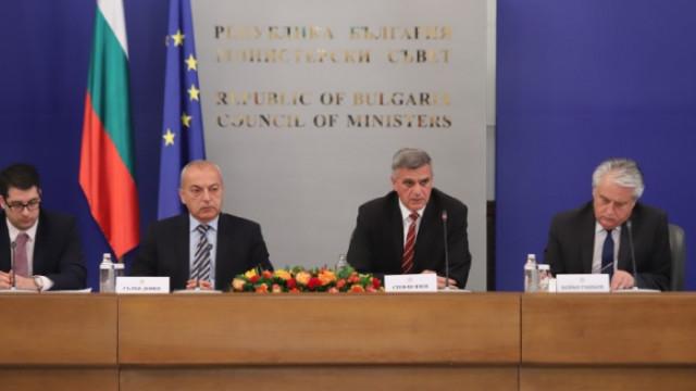Янев се похвали с прозрачност и отчетност