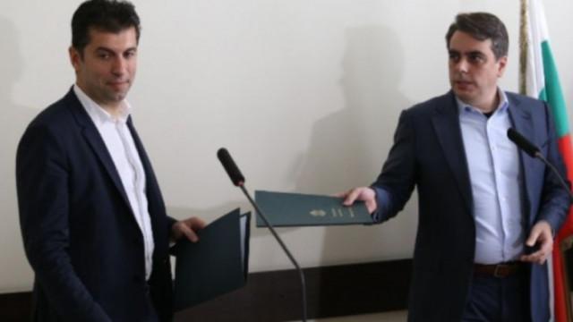 Петков и Василев ще мълчат още ден, за да обявят бъдещите си планове