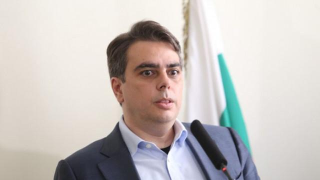 Официално: Асен Василев няма да е министър на Радев