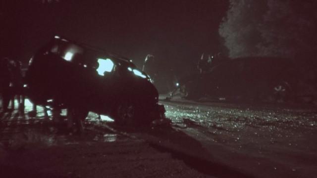 В тежко състояние са ранените при поредната катастрофа на пътя Русе-Силистра