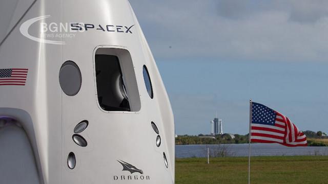 Космическият туризъм вече е реалност: четирима цивилни излетяха в Космоса (ВИДЕО)