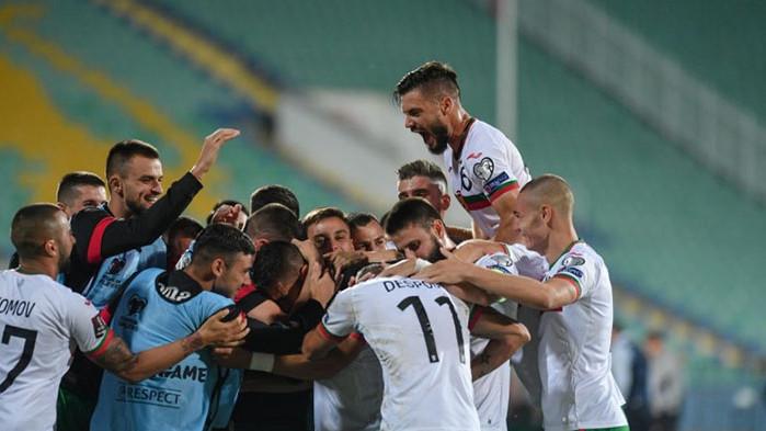 Националният отбор на България се изкачва в ранглистата
