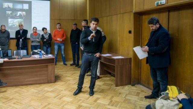 """Димчев: С Кирил Петков съосновахме """"Да, България"""" , а той говори за дясното и лявото"""
