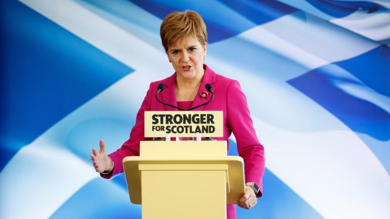 В Шотландия обмислят армията да помага на линейките