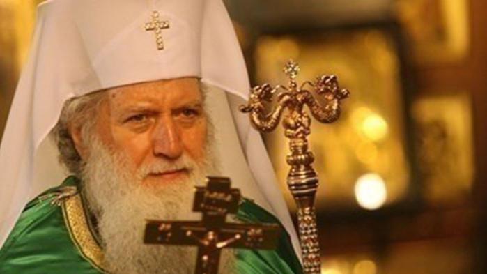 Патриарх Неофит с поздравление за празника