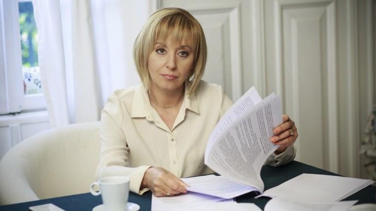 Манолова готова да съди България в Страсбург заради схемите с подслушването