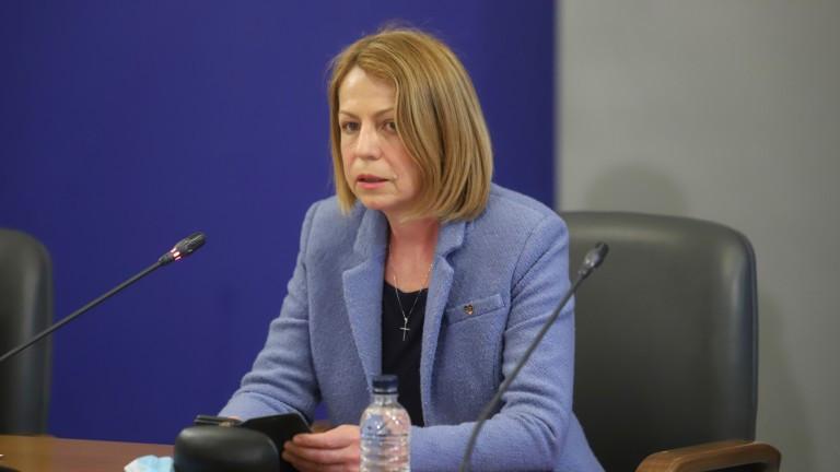 """Фандъкова отнесе акт заради незаконен светофар на бул. """"Гешов"""""""