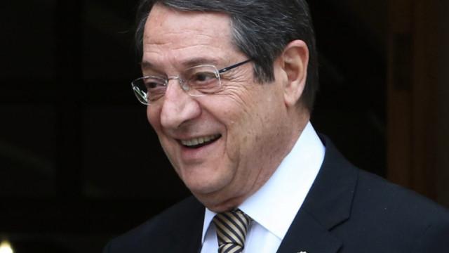 Никос Анастасиадис парира исканията за две държави на остров Кипър