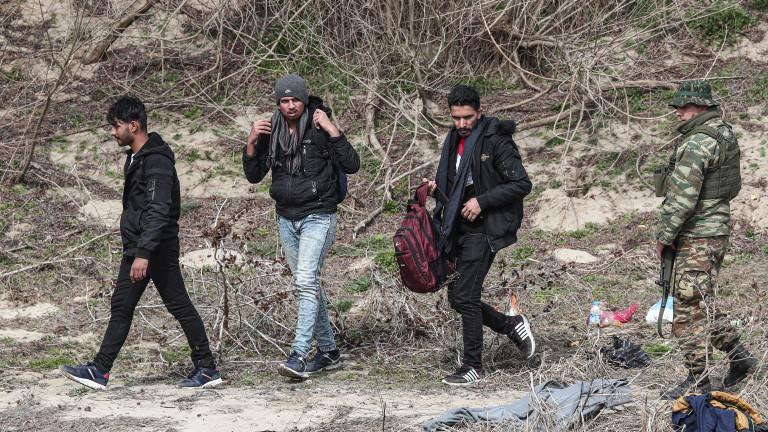 2800 евро струва пътят на мигрантите от Турция до Сърбия