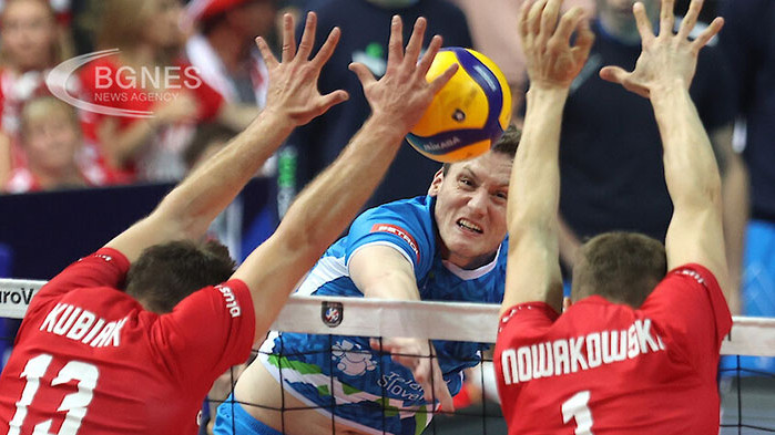 Словения пречупи Полша за нов финал на Евроволей