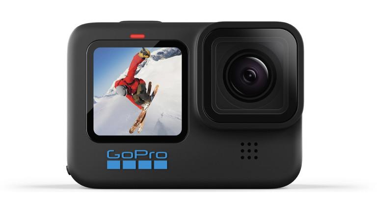 Тази седмица GoPro представи най-новия си Hero10 Black модел, който