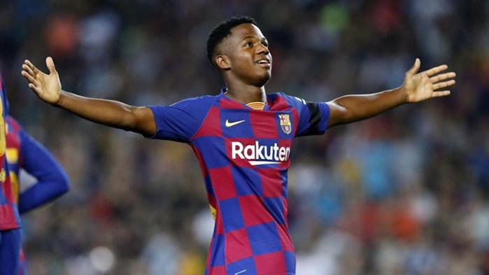 Барселона не иска да се бави с договора на новата десетка