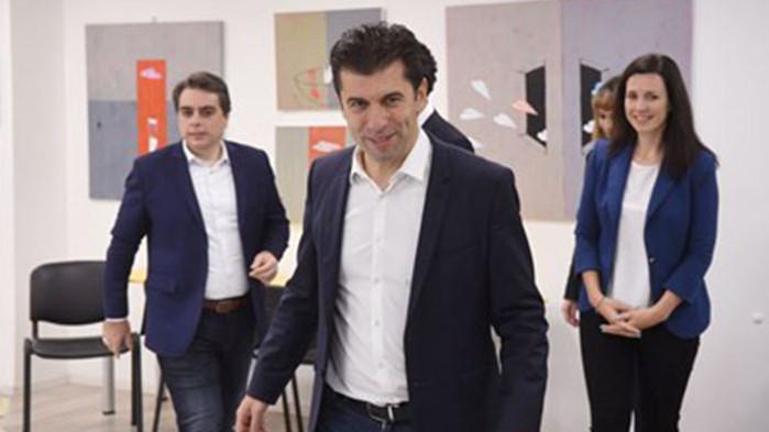 Кой кой е в новия политически проект на Петков и Василев (СНИМКИ)